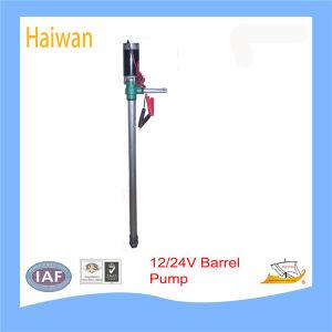 DC Electric Barrel Pump/Electric Vanes Pump/Chemical Drum Pump