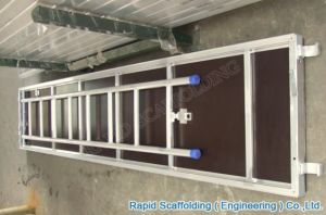 Aluminum Robust Hatch Type Scaffolding pictures & photos