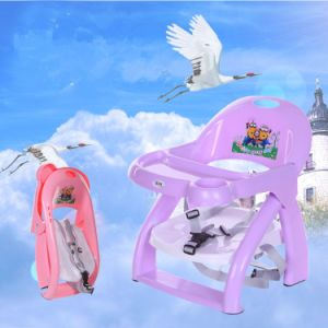 High Quality Baby High Chairs/Booster Seat for Kids with Safety Belt pictures & photos