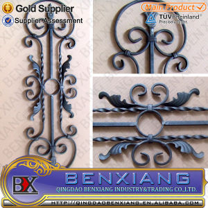 Hierro Valla Roseta Fence Rosettes Wrought Iron Rosettes Factory Price pictures & photos