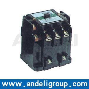 AC Contactor Electrical 4 Pole AC Contactor (CJX3) pictures & photos