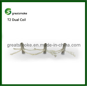 T2 Dual Coil for T2 Clearomzier