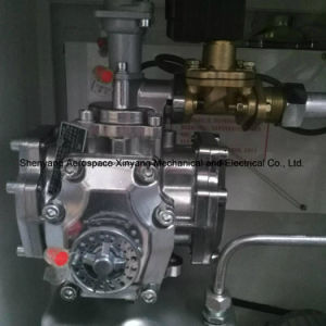 Filling Station of One Nozzle- One Flow Meter- One Pump and 800mm High pictures & photos