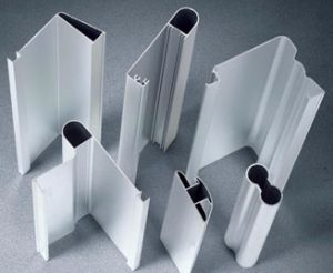 Aluminum Profile Aluminum Extruded Profiles Supplier From China pictures & photos