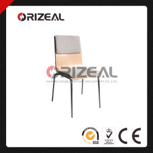 Modern Design Bent Plywood Stackable Home Dining Chair Oz-1146 pictures & photos