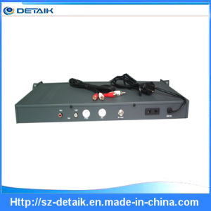 CATV Single Fixed Adjacent Channel Modulator (JM-518)