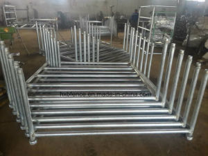 Heavy Duty Hot Galvanized Post Pallet pictures & photos