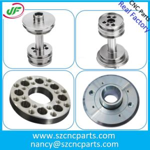 Polish, Heat Treatment, Nickel, Zinc, Tin, Silver, Chrome Plating Machinery Parts Processing pictures & photos