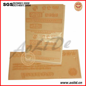 R-228 Done Letterpress Printing Plate pictures & photos