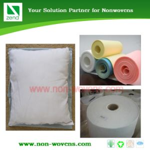 Disposable Pillow Cover Non-Wovens Fabric pictures & photos