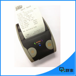 New Design Rugged Mini Bluetooth Thermal Printer Android with USB pictures & photos