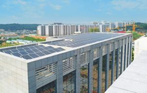 150kw Rooftop Solar Power Plant
