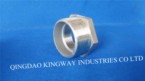Stainless Steel Bushing, Threaded, Reduced, Hexagon (241) pictures & photos
