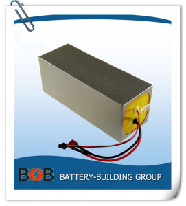 36V 6.6ah 10s3p Lithium Battery Pack for Self-Balancing Robot pictures & photos
