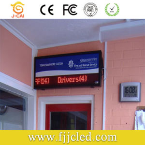 P10 Outdoor Red LED Display Module pictures & photos