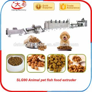 Twin Screw Pet Food Pellet Extruder Machines Line pictures & photos