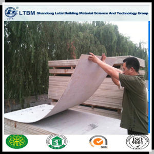 Color Gray 4*8 Low Price Fiber Board Assessed by Ce, ASTM pictures & photos