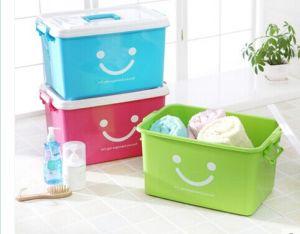 New Fashion Plastic Storage Box of 30L-130L PP pictures & photos