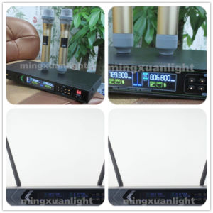 Dx38 Dual Handheld Wireless Microphone pictures & photos