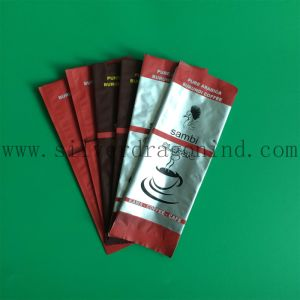 Top Quality Plastic Bag for Coffee Bean Packing with Valve pictures & photos
