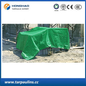 Outdoor Waterproof UV-Treated PVC Tarpaulin Fabric for Cover pictures & photos