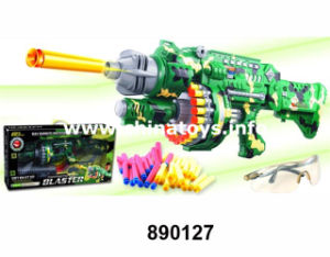 New Plastic Toys B/O Soft Gun (890127) pictures & photos
