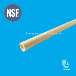 Plastic UPVC Pipe ASTM D1785 Standard for Dwv Drain Water pictures & photos
