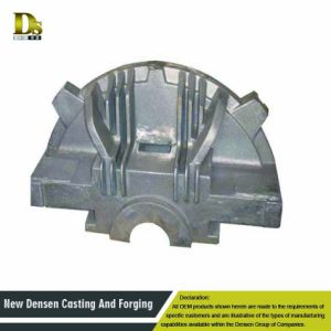 Iron Casting Machine Good Quality Metal Spare Parts pictures & photos