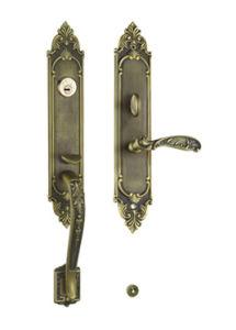 Classic Style Brass Villa Entracne Door Lock pictures & photos