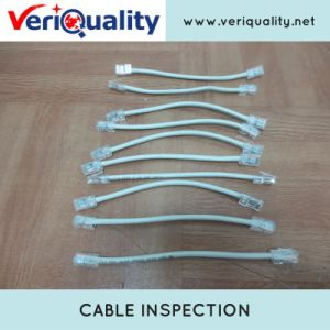 Perilex Insert 5pin Quality Control Inspection Service at Yuyao, Zhejiang pictures & photos