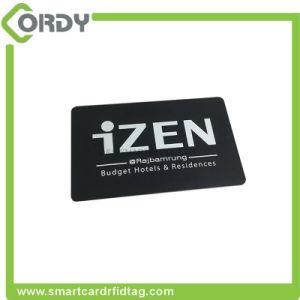 Compatible Fudan F08 Chip RFID PVC/PET 13.56MHz Smart Card pictures & photos