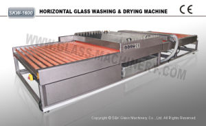 Skw-1600 CE Horizontal Glass Washing Machine for Glass Cleaning pictures & photos