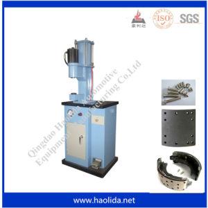 Pneumatic Hydraulic Brake Lining Rivet Machine pictures & photos