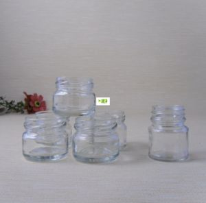 Hexagon Jars -30g Glass Jars pictures & photos