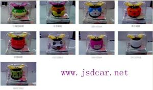 Solar Energy Flower Car Decoration (JSD-G0050) pictures & photos