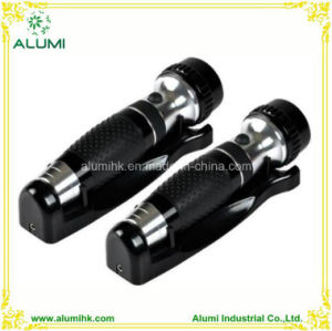 Hotel Rechargeable LED Light Emergency Torch pictures & photos