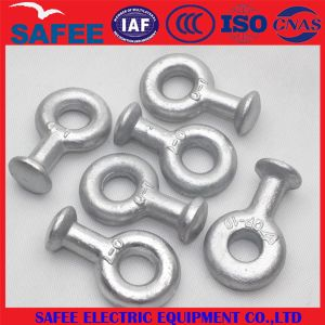 China Glavanized Foring Ball Eye/ Oval Ball for Pole Line Hardware - China Ball Eye, Oval Ball pictures & photos