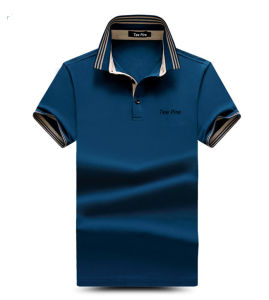 High Quality Customized Logo Men Cotton Printing Golf Polo Shirts pictures & photos