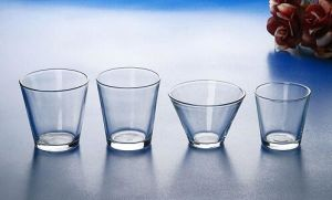 High Quality Machine Blow Glass Cup Glassware Kb-H0130 pictures & photos