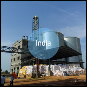 Corn Starch Plant with Automatic Control System pictures & photos
