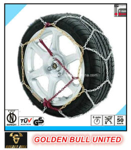 Kns 9mm Type-E Passenger Car Snow Chains pictures & photos