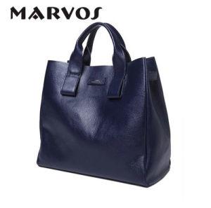 China Wholesale Ladies Leather Handbag Tote Leather Handbag (MA#1612) pictures & photos