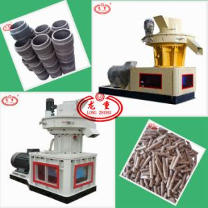 New Designed Saw Dust Wood Pellet Machine