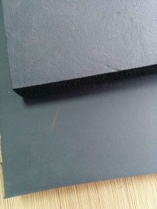 Black Rubber Foam Insulation Sheet/Roll pictures & photos