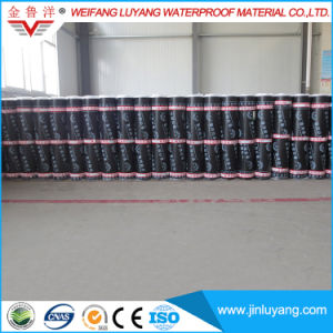 Sbs Modified Bitumen Waterproof Sheet Membrane for Underground