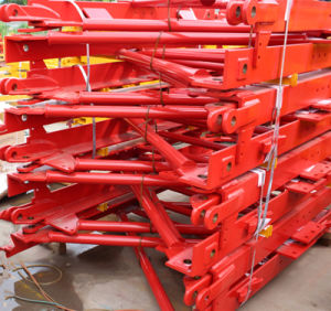 Hot Sales China Export Tc7032 Tower Crane for Construction Machinery pictures & photos