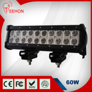 10 Inch 60W Epistar Chips Offroad LED Light Bars pictures & photos