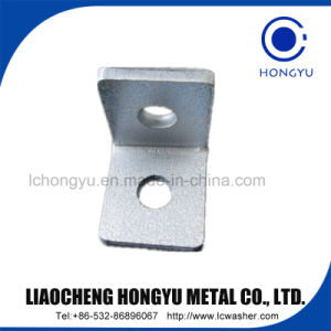 Good Price Square Washers with Round Hole pictures & photos