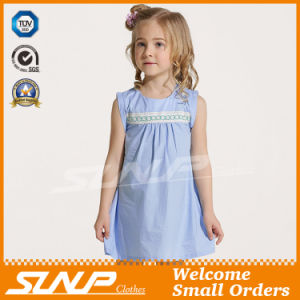 100% Cotton Kids Dress Wear for Summer