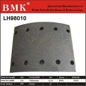 High Quality Brake Linings (LH98010) pictures & photos